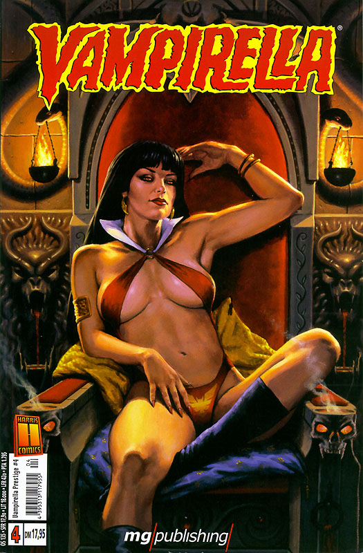 Naked talisa soto in vampirella ancensored